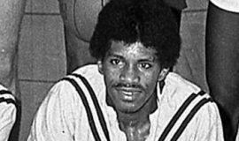 Lewis Mack at Jamestown Community College. 1974.