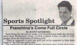 Franchina's Come Full Circle. April 22, 1994.