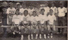 Ready For National Tournament,  1992.