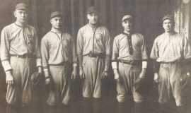 1915 Ariels baseball team