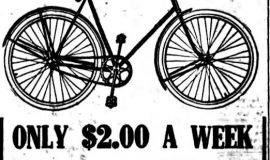 Advertisement in Jamestown Evening Journal, March 3, 1918.