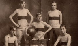 1907 JHS interclass champions