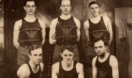 1939-40 Eagles basketball