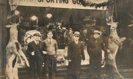 Collins Sport Shop 1939