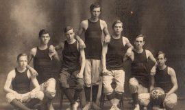 JHS basketball 1909