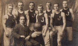 YMCA basketball 1913-14