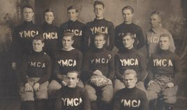 YMCA football 1911