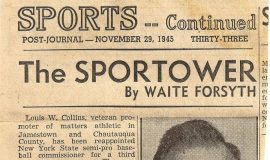 The Sportower  by Waite Forsyth