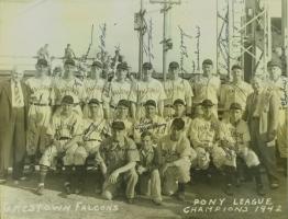 1942 Jamestown Falcons