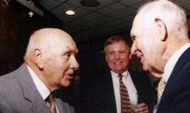 Lyle Parkhurst, Greg Peterson and John Jachym, 1998.