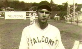 Lyle Parkhurst, 1942 Jamestown Falcons