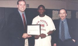 McDonald's All-America nominee 1998