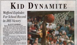 Kid Dynamite. Page 1. February 13, 1999.