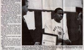Kid Dynamite. Page 2. February 13, 1999.