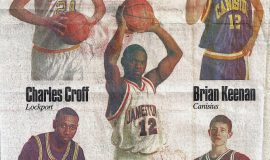 All WNY boys basketball.  April 4, 1998.