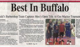 Best In Buffalo. Page 1. July 2, 2013.