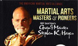 <em>Martial Arts  Masters & Pioneers</em> cover..