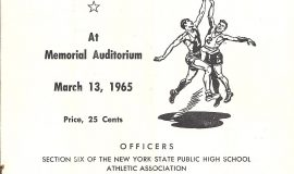 1965 Section 6 program cover
