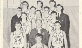 Maple Grove basketball team, 1964-65