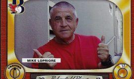 Michael Lopriore, 2012.