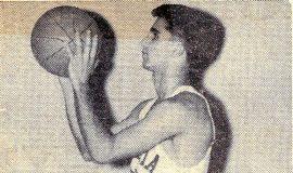 Mike Tramuta at Fredonia State.