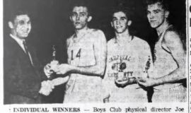 Individual Winners. March 8, 1960.
