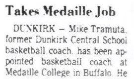 Take Medaille Job. July 12, 1976.