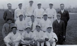 Columbus Lodge baseball team