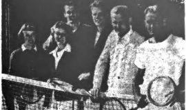 City Tennis Champs.  8-27-52