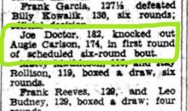 Buffalo Courier-Express, November 15, 1930.