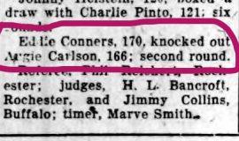 Buffalo Courier-Express, November 30, 1926.
