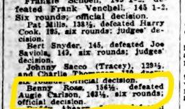 Buffalo Courier-Express, February 26,  1924.
