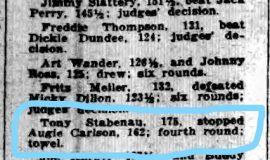 Buffalo Courier-Express,  June 19, 1923.