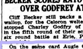 Jamestown Evening Journal, June 5, 1926.