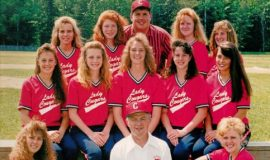 1991 CVCS softball, NYS Final Four
