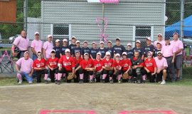 Strike Out Cancer, Valley Little League, 2014.