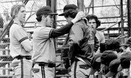 Cassadaga baseball, League champs, 1975.