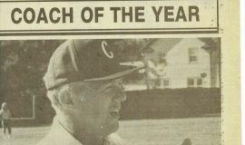 Coach Of The Year. 1991.