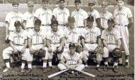 1957 Dunkirk-Fredonia Rookies