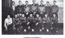 1951 Mayville basketball.
