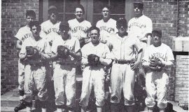 Mayville baseball 1951.