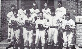 Mayville baseball 1951.
