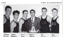 Mayville basketball 1950.