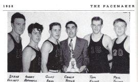 Mayville basketball 1950.