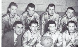 Mayville basketball 1951.