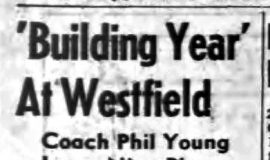 'Building Year' At Westfield. April 28, 1963.