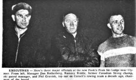 Executives.  <em>Post-Journal</em> (Jamestown), 1965.