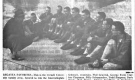 Regatta Favorites. June 20, 1957.