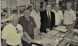The Chautauqua Sports Hall of Fame Non-Endowed Fund established. August 19, 2011.