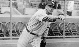 Ray Caldwell, 1918, with the NY Yankees.